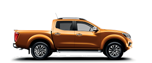 New Nissan NAVARA at Dumpton Park Nissan