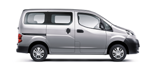 New Nissan NV200 COMBI at Dumpton Park Nissan