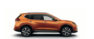 New Nissan X-TRAIL at Dumpton Park Nissan
